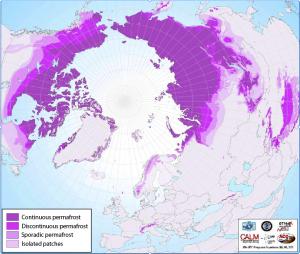 Battling For Climate Sanity RADIO ECOSHOCK - Lena river on world map